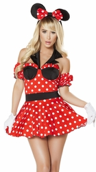 Miss Mousey 4716, Miss Mousey Costume, Minnie Mouse Costume