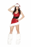 One Piece Christmas Vixen, Christmas Costumes for Women
