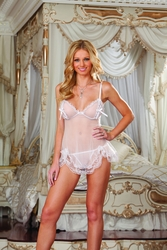 Sheer Babydoll, Babydoll and G-String, Sexy Lingerie, Dreamgirl
