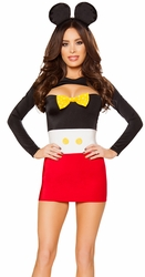 Mickey Mouse Costume, Mouse Costumes, Mouse Dress 10090