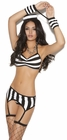 Prisoner of Love Lingerie Bedroom Costume
