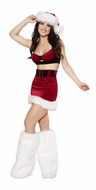 Santa's Cutie, Christmas Costumes for Women, Holiday Outfits for Women