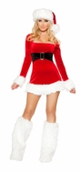 Santa's Saint, Sexy Christmas Costume for Women, Christmas Party Outfit