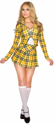 School Girl Costumes, School Daze Costume, Naughty Schoolgirl Costume