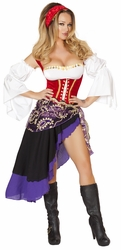 Gypsy Costumes, Women Gypsy Outfits, New Gypsy Costumes for Women