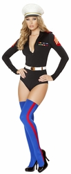 Sale Costumes, Sailor Rompers, Marine Mama Sailor Costume, Military Costumes for Women