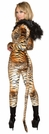 Animal Costumes, Tiger Catsuit, Tiger Catsuit Costume, Furry Costumes