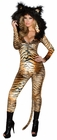 Tiger Catsuit Costume