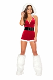 Christmas Fantasy, Two Piece Christmas Fantasy, Christmas Outfits for Women