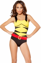 Unbreakable Hero Costume, Super Hero Costume, Hero Romper 10059
