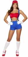 Video Game Vixen, Cartoon Character Costume, Cartoon Women's Costumes