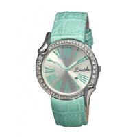 Bertha Br2504 Olive Ladies Watch