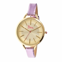 Boum Bm1802 Champagne Ladies Watch