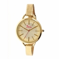 Boum Bm1805 Champagne Ladies Watch