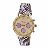 Boum Bm2402 Serpent Ladies Watch