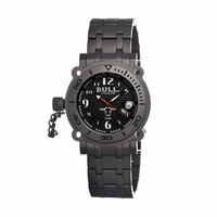 Bull Titanium Lh002 Longhorn Mens Watch