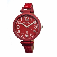 Crayo Cr0605 Balloon Ladies Watch