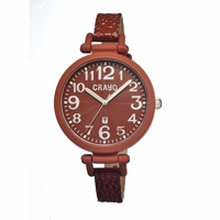 Crayo Cr0608 Balloon Ladies Watch