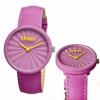 Crayo Cr1508 Pleats Watch