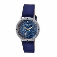 Crayo Cr2102 Slice Of Time Ladies Watch