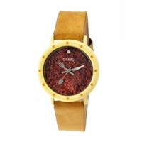 Crayo Cr2105 Slice Of Time Ladies Watch