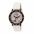 Crayo Cr2106 Slice Of Time Ladies Watch