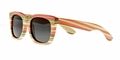 Earth Wood Sunglasses Delray 016bk