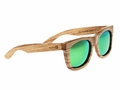 Earth Wood Sunglasses Panama 083gm