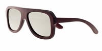 Earth Wood Sunglasses Siesta 067r