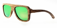 Earth Wood Sunglasses Siesta 067z