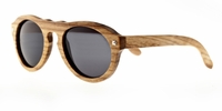 Earth Wood Sunglasses Sunset 077z