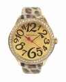 Brown Leopard Print Watch Jade LeBaum JB202758G