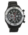 Kronwerk AQ202822G Black Metal Bracelet Multifunction Day Date Mens Watch