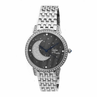 Sophie And Freda Sf2401 Moon And Stars Ladies Watch