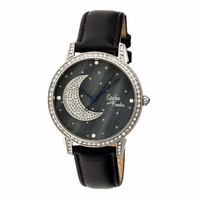 Sophie And Freda Sf2404 Moon And Stars Ladies Watch