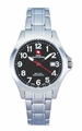 Swiss Mountaineer SM8035 Silver Tone Stainless Bracelet Ladies Watch