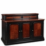TV Lift Cabinet Sycamore