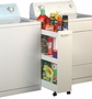 Venture Horizon Laundry Caddy in White