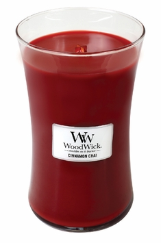 Cinnamon Chai WoodWick Candle 22 oz.