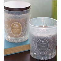NEW! - WoodWick Boudoir Collection Candles