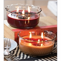 WoodWick Pie Collection Candles