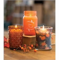 Fall Specialty Candles - Woodwick Fall & Winter 2016