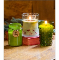 Holiday Specialty Candles - Woodwick Winter 2016