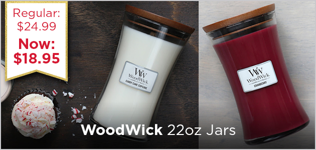 WoodWick Candles