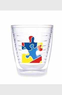 Autism Awareness Tervis Tumbler 12 oz