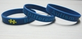 Autism - Be The Difference Wristband - Adult 8""
