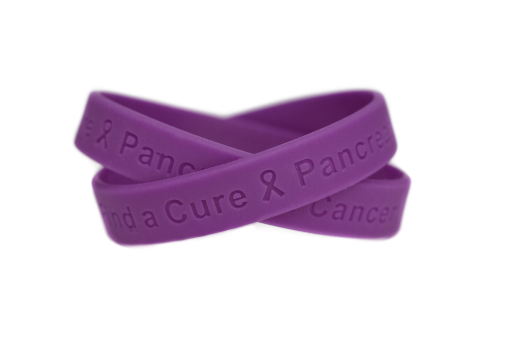 Cure Pancreatic Cancer - Pancreatic Cancer Cure Ribbon ...