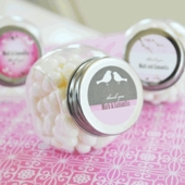 Favor Boxes, Bags and Jars