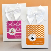 Kid's Birthday Personalized Sweet Shoppe Candy Boxes