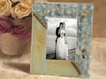 Murano Art Deco Collection Photo Frame Favors
